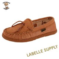 Old Friend Terry Cloth Moccasin