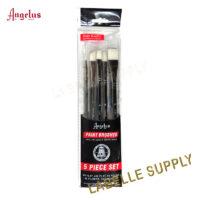 Angelus Paint Brush Set