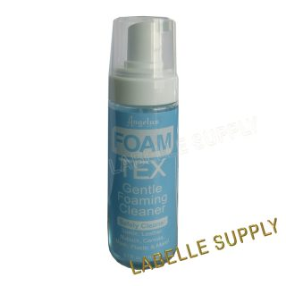 Anglus Foam Tex Gentle Foaming Cleaner 170ml