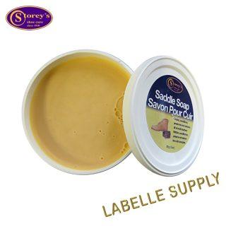 Storey's Saddle Soap 3oz