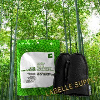 Ever Bamboo Shoe Deodorizer