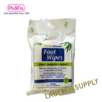 PediFix Foot Wipes