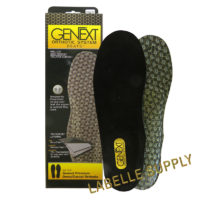 Genext Orthotic Dress Casual Insoles with Met