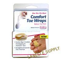 Pedifix Comfort Toe Wraps