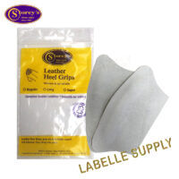 Storey's Heel Grips: Super Leather