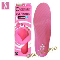 10 Seconds Pink Cushion Insoles