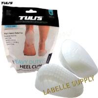 Tuli's Heavy Duty Gel Heel Cups