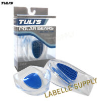 Tuli's Polar Bears Gel Heel Cups