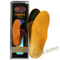 Storey's Comfort Plus Leather Insoles