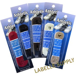 Sole Choice Athletic Flat Laces
