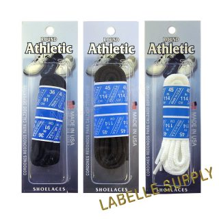 Sole Choice Sport Round Laces