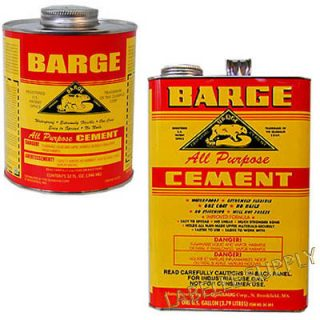 "Barge ""All Purpose"" Cement"