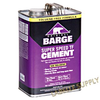 Barge Super Speed Cement
