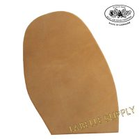 GM Real Ground Tanning Leather Half Soles