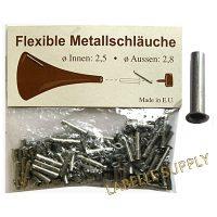 Flexible Metal Tubes