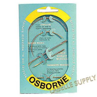 Osborne K1 Needle Kit