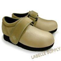 Pedors #601 Velcro Shoes Beige