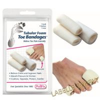 PediFix Tubular-Foam Toe Bandage