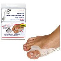 PediFix Visco-GEL Dual-Action Bunion Fix
