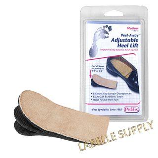 PediFix Peel-Away Adjustable Heel Lift