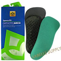 Spenco 3/4 Comfort Arch Insoles