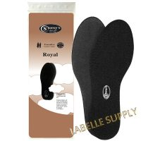 Storey's Executive Insoles Royal Black
