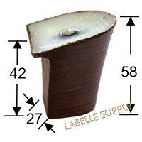 #60313 Leather Heels