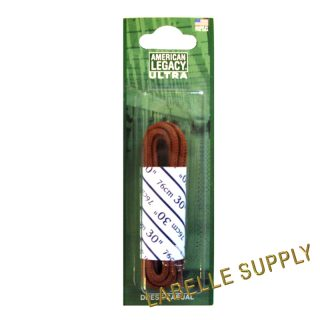 American Legacy Ultra Waxed Casual Laces - LaBelle Supply