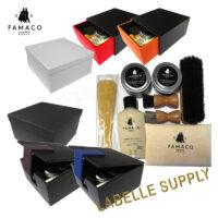 Famaco Shoe Shine Box