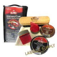 Kiwi Leather Travel Kit