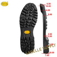 Vibram 121P Foura Unit Full Soles