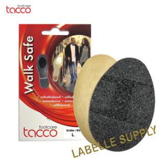 Tacco Walk Safe Shoe Grips Black