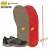 Vibram Sole Factor 885K New Boulder full soles