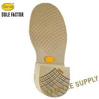 Vibram Sole Factor 516KS + 516HS Long Haul Soles and Heels