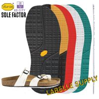 Vibram Sole Factor 417K Flat Full Soles