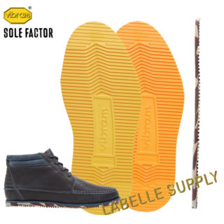 Vibram Sole Factor 984K Scooter Full Soles