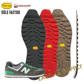 Vibram Sole Factor 2074 New York Full Soles
