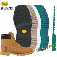 Vibram Sole Factor 528K Roccia Full Soles